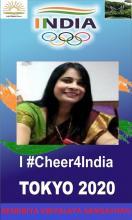 #Cheer4India